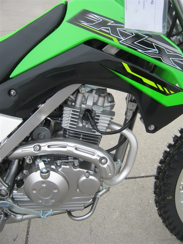 2019 Kawasaki KLX 140G at Brenny's Motorcycle Clinic, Bettendorf, IA 52722