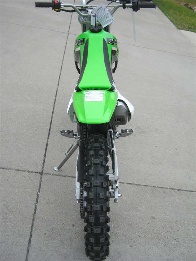 2019 Kawasaki KLX 140G at Brenny's Motorcycle Clinic, Bettendorf, IA 52722