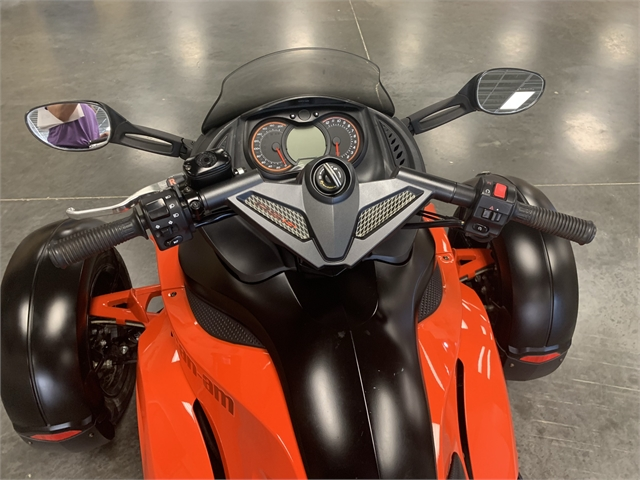 2012 Can-Am Spyder Roadster RS-S at Star City Motor Sports