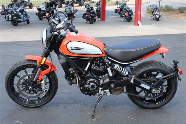2019 Ducati Scrambler Icon at Aces Motorcycles - Fort Collins