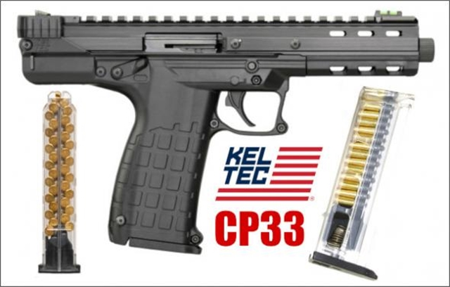 2020 Kel-Tec CP33 at Harsh Outdoors, Eaton, CO 80615