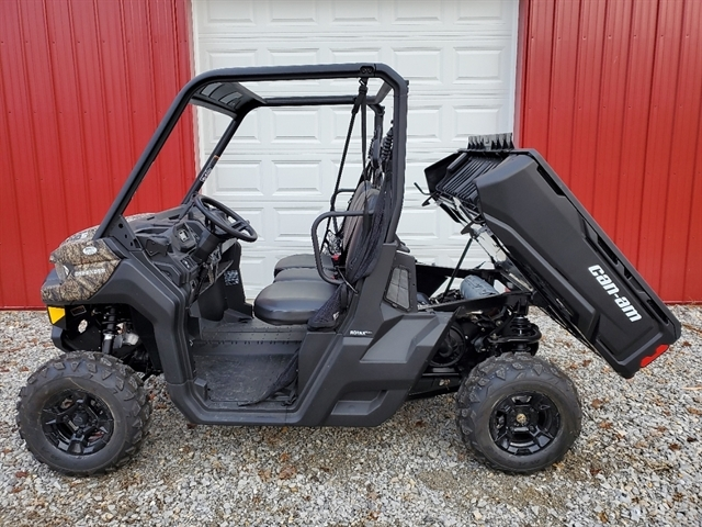 2019 CAN-AM SSV DEFENDER DPS HD5 BC 19 at Thornton's Motorcycle - Versailles, IN