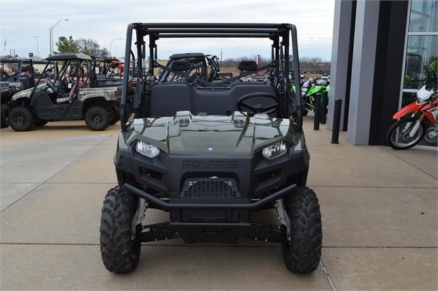2021 Polaris Ranger Crew 570 Full-Size Base at Shawnee Honda Polaris Kawasaki