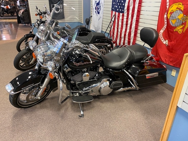 2011 Harley-Davidson Road King Base at Carlton Harley-Davidson®