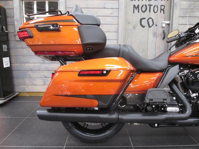 2020 Harley-Davidson Touring Ultra Limited at Hunter's Moon Harley-Davidson®, Lafayette, IN 47905