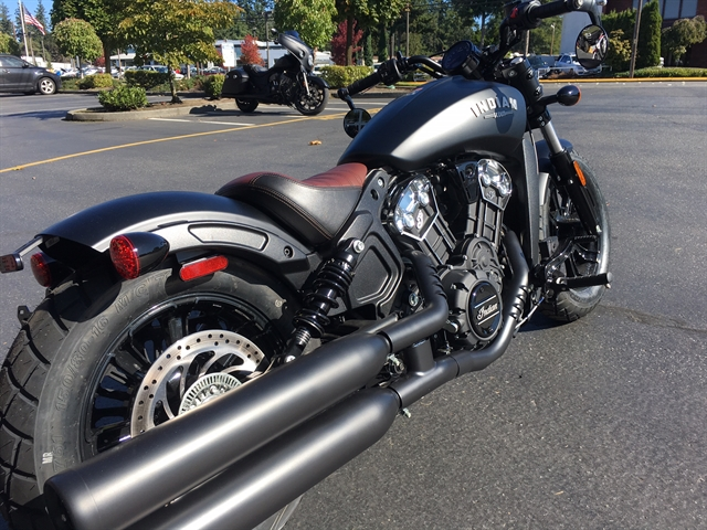 2020 Indian Scout Bobber - ABS at Lynnwood Motoplex, Lynnwood, WA 98037