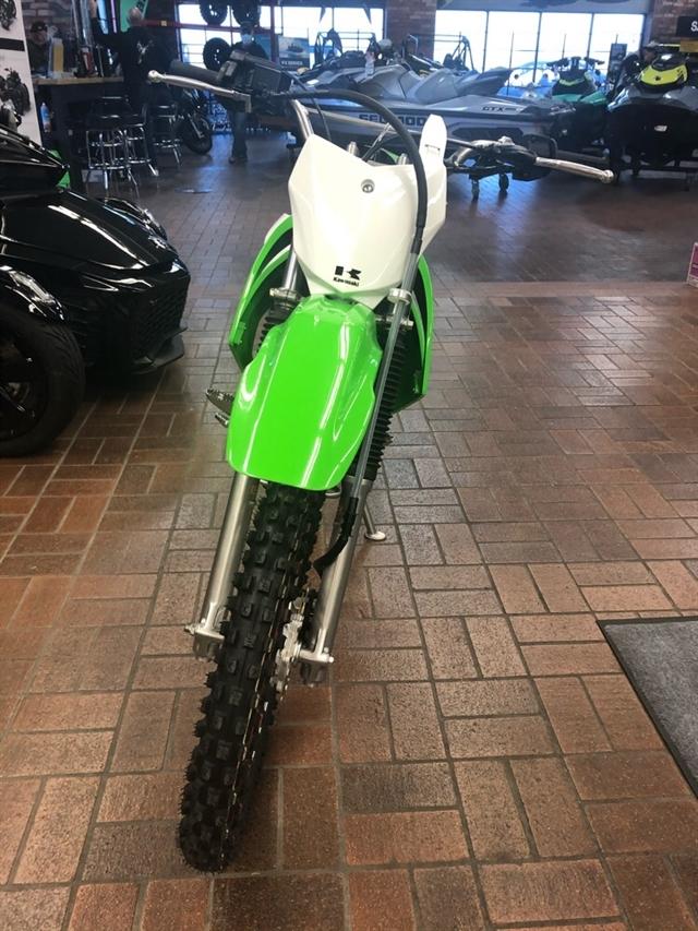 2022 Kawasaki KLX 140R L at Wild West Motoplex