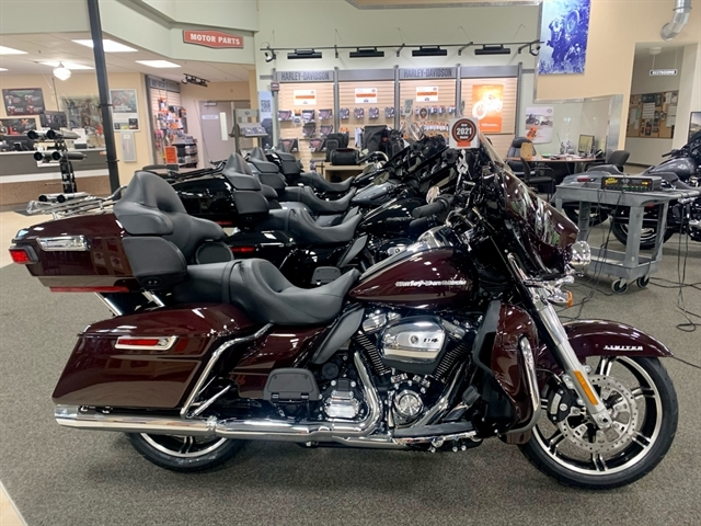 2021 Harley-Davidson Touring FLHTK Ultra Limited at Destination Harley-Davidson®, Silverdale, WA 98383