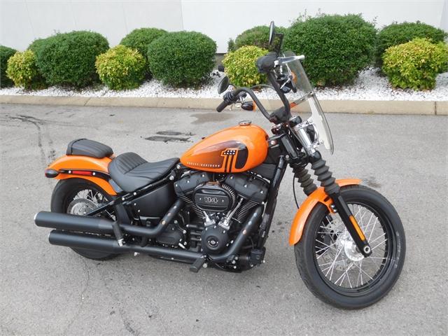 2021 Harley-Davidson Cruiser FXBBS Street Bob 114 at Bumpus H-D of Murfreesboro