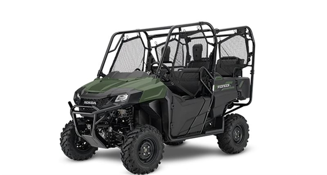2021 Honda Pioneer 700-4 Base at G&C Honda of Shreveport