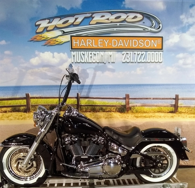 2018 Harley-Davidson Softail Deluxe at Hot Rod Harley-Davidson