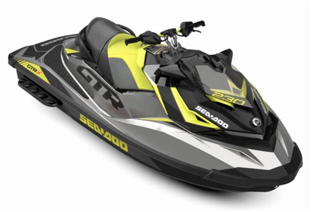 2019 Sea-Doo GTR X 230 at Lynnwood Motoplex, Lynnwood, WA 98037