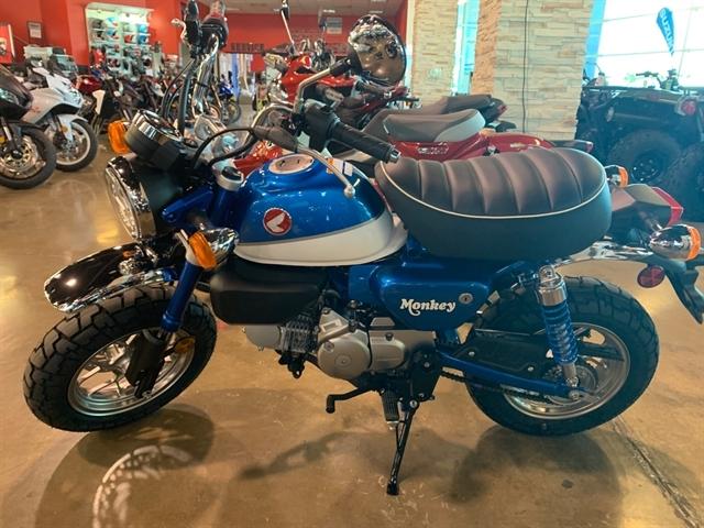 2021 Honda Monkey Base at Kent Powersports of Austin, Kyle, TX 78640