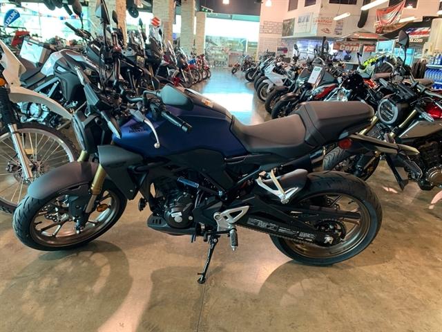 2020 Honda CB300R ABS at Kent Powersports of Austin, Kyle, TX 78640