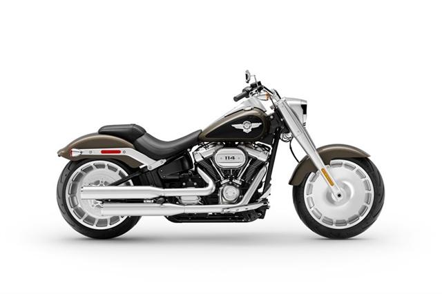 2020 Harley-Davidson Softail Fat Boy 114 at Texarkana Harley-Davidson
