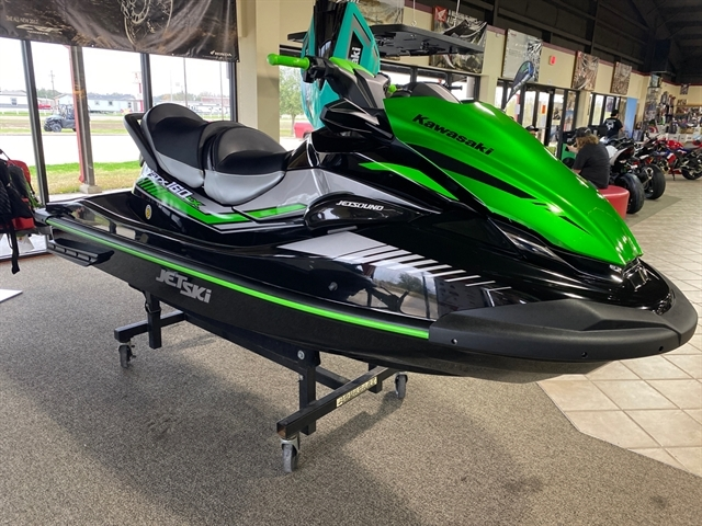 2021 Kawasaki Jet Ski STX 160LX at Dale's Fun Center, Victoria, TX 77904