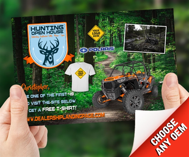 Hunting Open House Powersports at PSM Marketing - Peachtree City, GA 30269