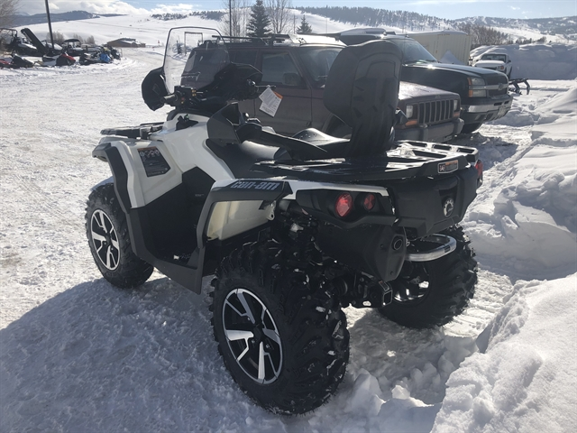 2020 Can-Am Outlander MAX North Edition 850 at Power World Sports, Granby, CO 80446