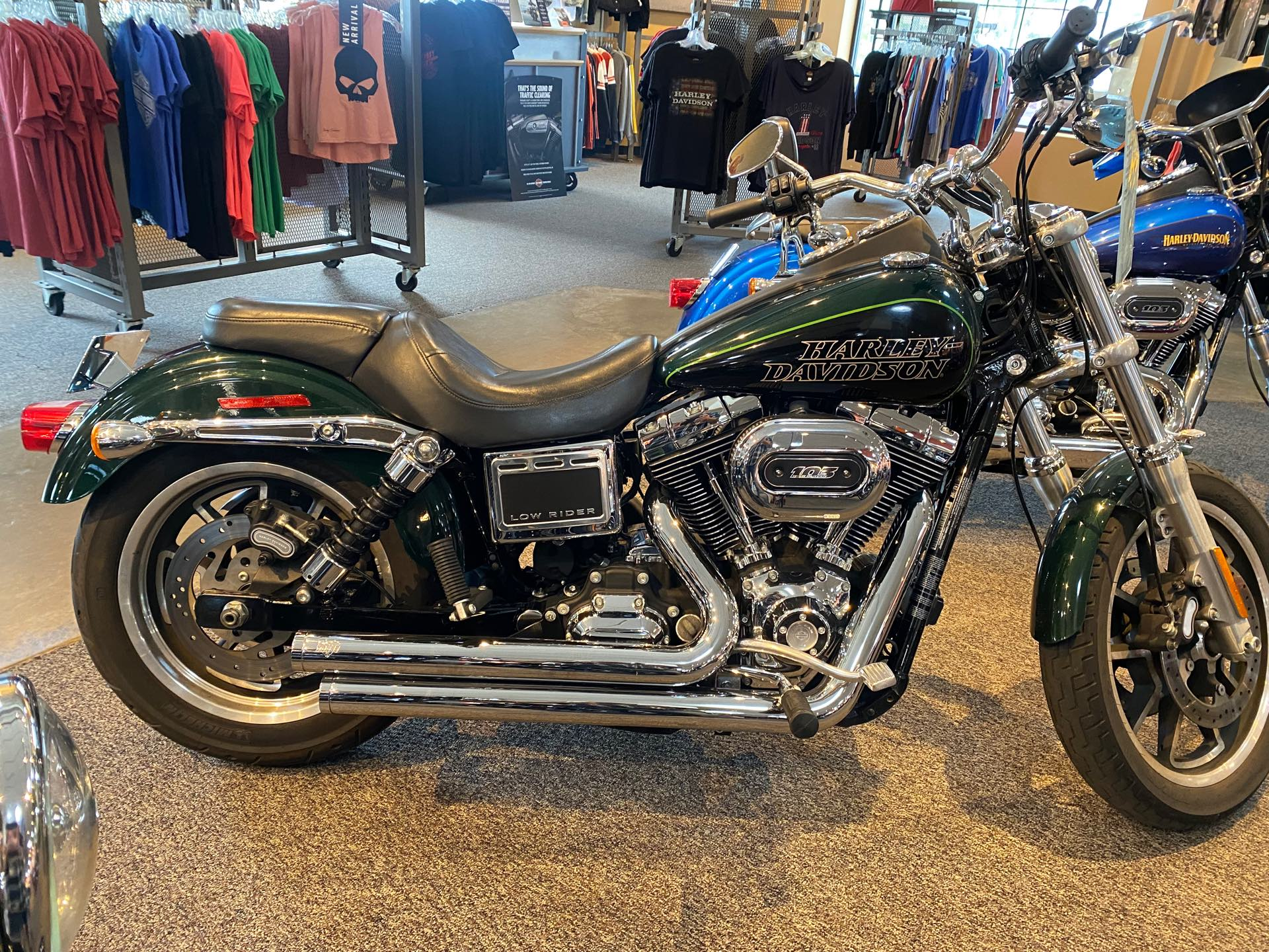 2016 Harley-Davidson Dyna Low Rider at Outpost Harley-Davidson