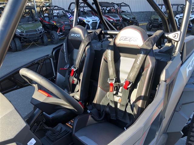 2019 Polaris RZR Turbo S Velocity at Lynnwood Motoplex, Lynnwood, WA 98037