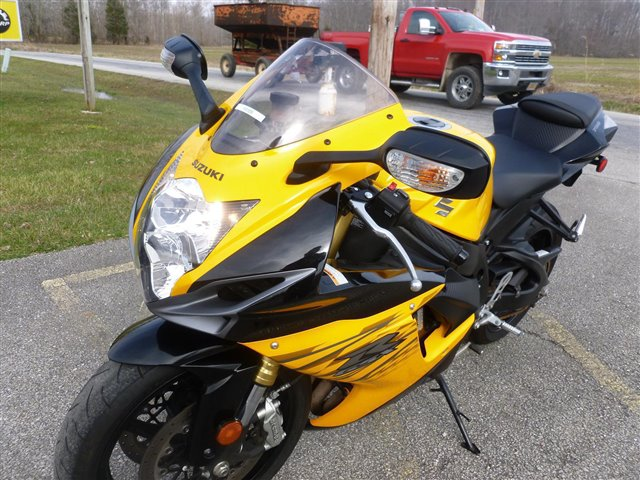 2012 Suzuki GSX-R 750 at Thornton's Motorcycle - Versailles, IN