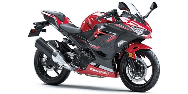 2019 Kawasaki Ninja 400 ABS at Hebeler Sales & Service, Lockport, NY 14094