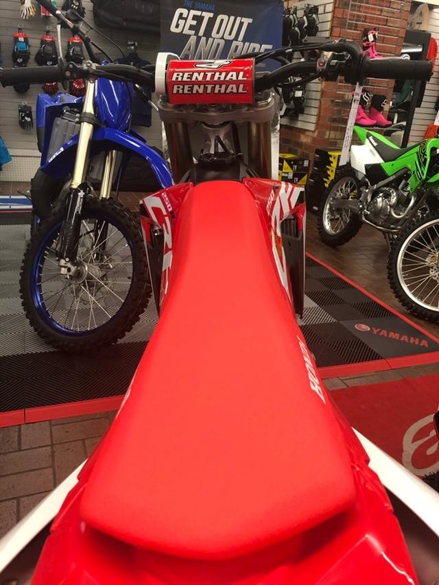 2021 Honda CRF 250R at Wild West Motoplex