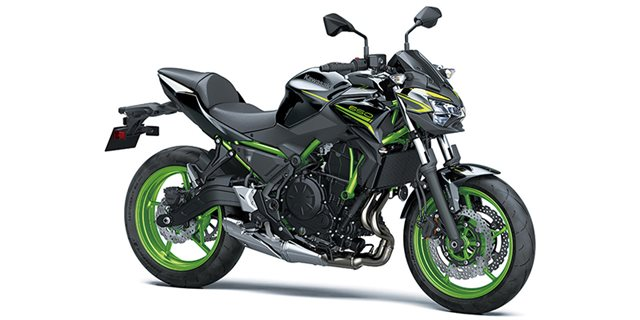 2021 Kawasaki Z650 Base at Ehlerding Motorsports
