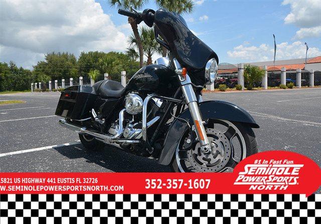 2013 Harley-Davidson Street Glide Base at Seminole PowerSports North, Eustis, FL 32726