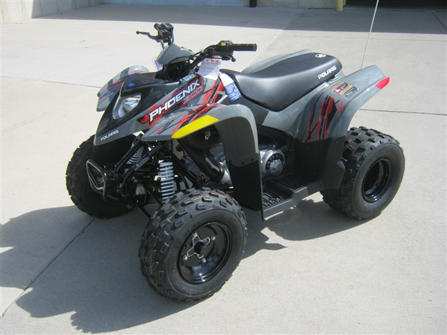 2018 Polaris Phoenix 200 at Brenny's Motorcycle Clinic, Bettendorf, IA 52722