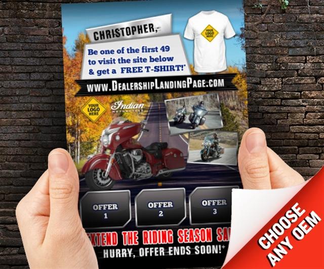 Extend the Riding Season  at PSM Marketing - Peachtree City, GA 30269