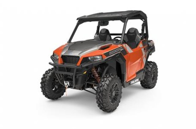 2019 Polaris GENERAL 1000 EPS Deluxe at Pete's Cycle Co., Severna Park, MD 21146