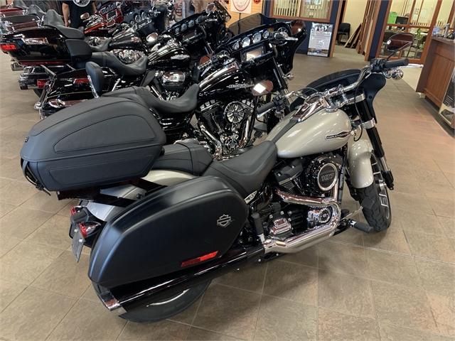 2018 Harley-Davidson Softail Sport Glide at Great River Harley-Davidson