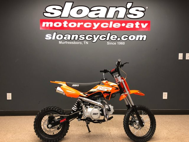 2019 SSR Motorsports SRN125-19-OR SRN125 at Sloans Motorcycle ATV, Murfreesboro, TN, 37129