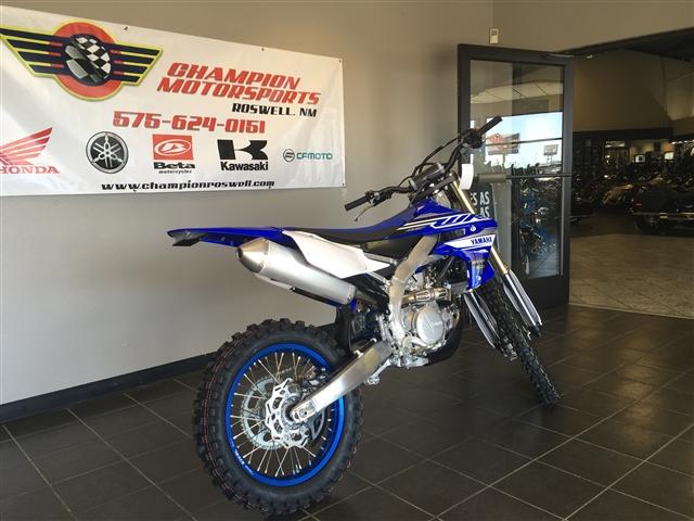 2019 Yamaha WR 450F at Champion Motorsports, Roswell, NM 88201