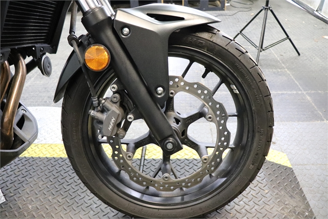 2015 Honda CB 500X at Friendly Powersports Baton Rouge