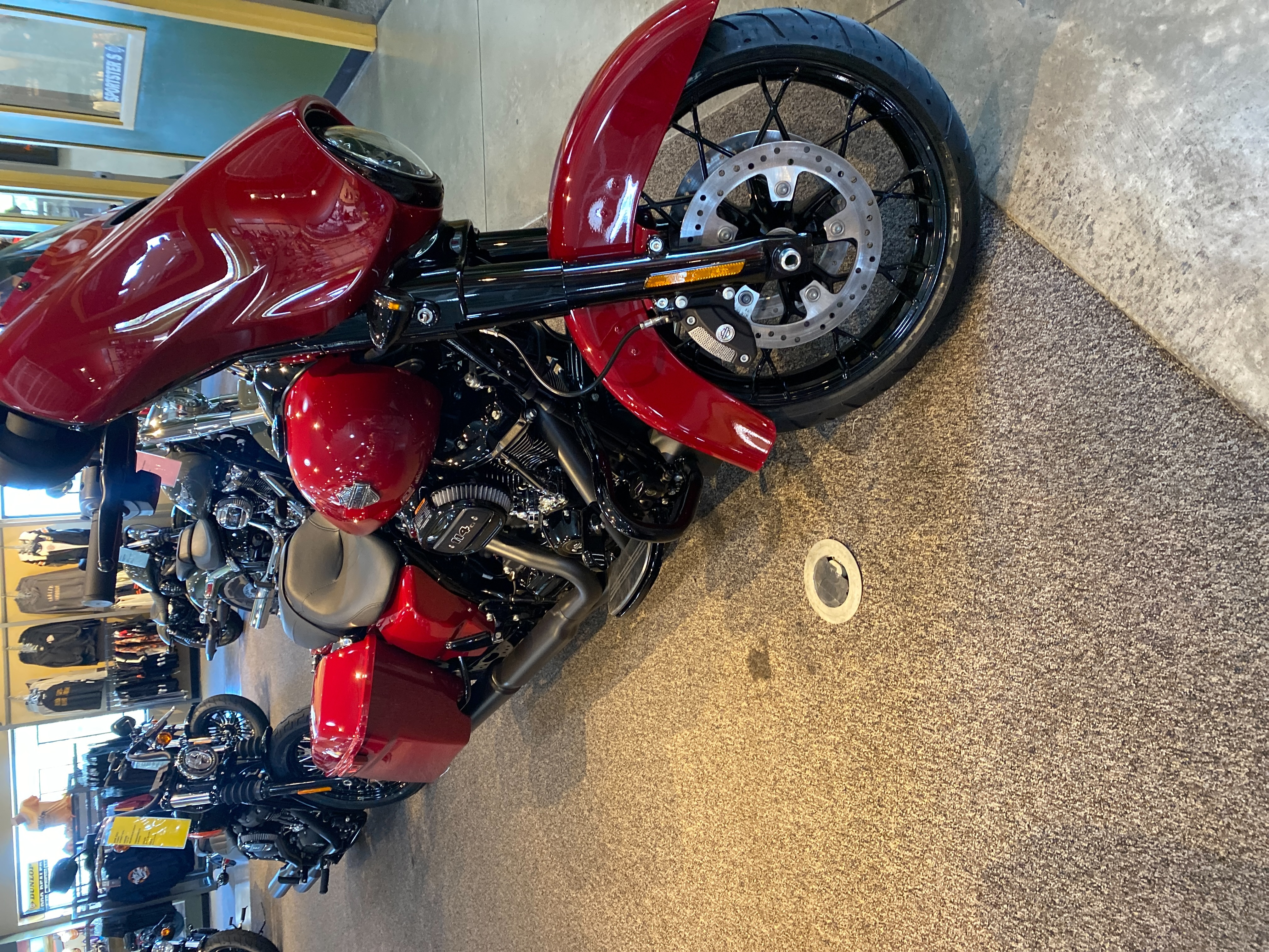2021 Harley-Davidson Grand American Touring Street Glide Special at Outpost Harley-Davidson
