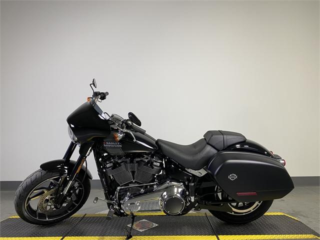 2021 Harley-Davidson Cruiser Sport Glide at Outlaw Harley-Davidson