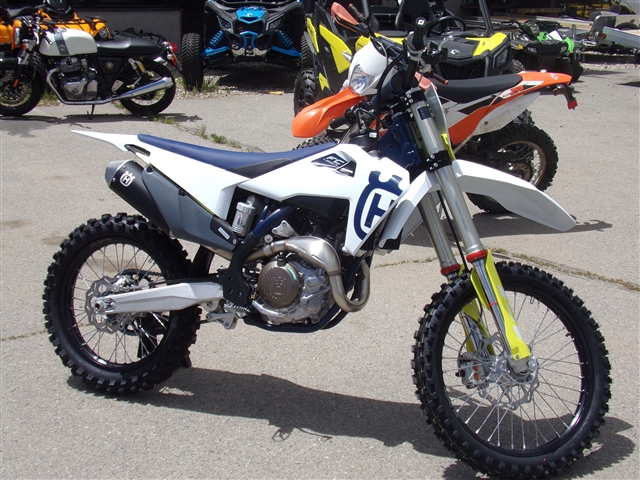2020 HUSQVARNA FC 450 at Power World Sports, Granby, CO 80446