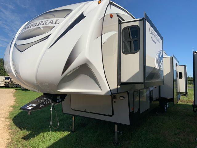 2020 Coachmen Chaparral 381RD 381RD at Campers RV Center, Shreveport, LA 71129