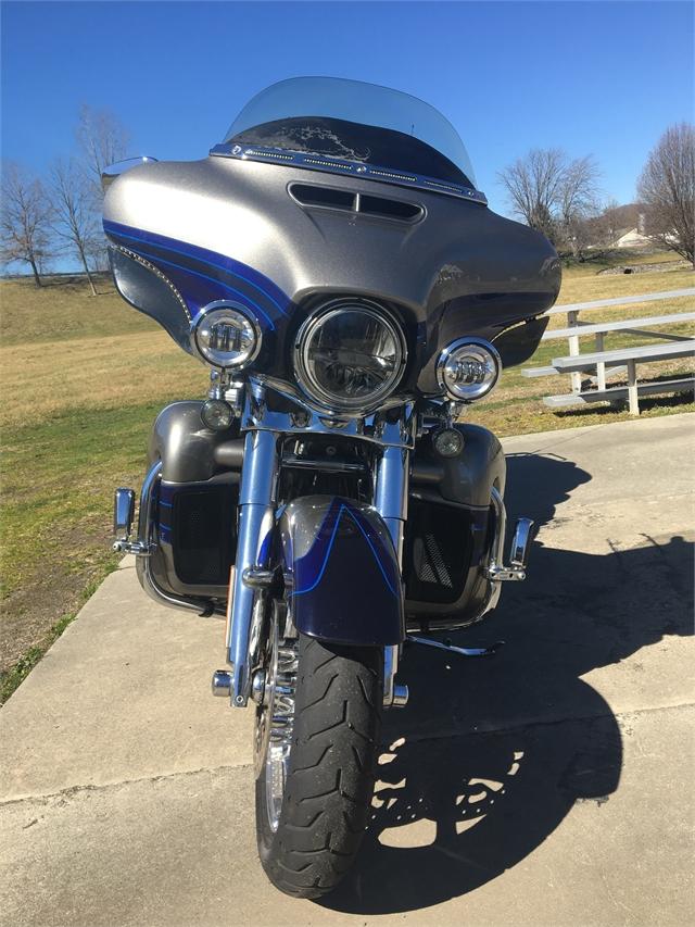 2017 Harley-Davidson Electra Glide CVO Limited at Harley-Davidson of Asheville