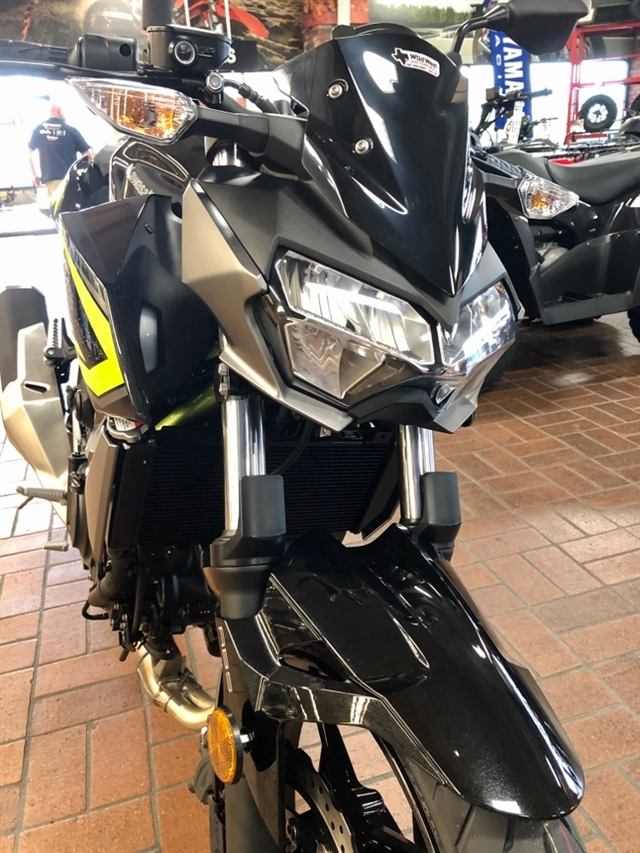 2020 Kawasaki Z400 ABS at Wild West Motoplex