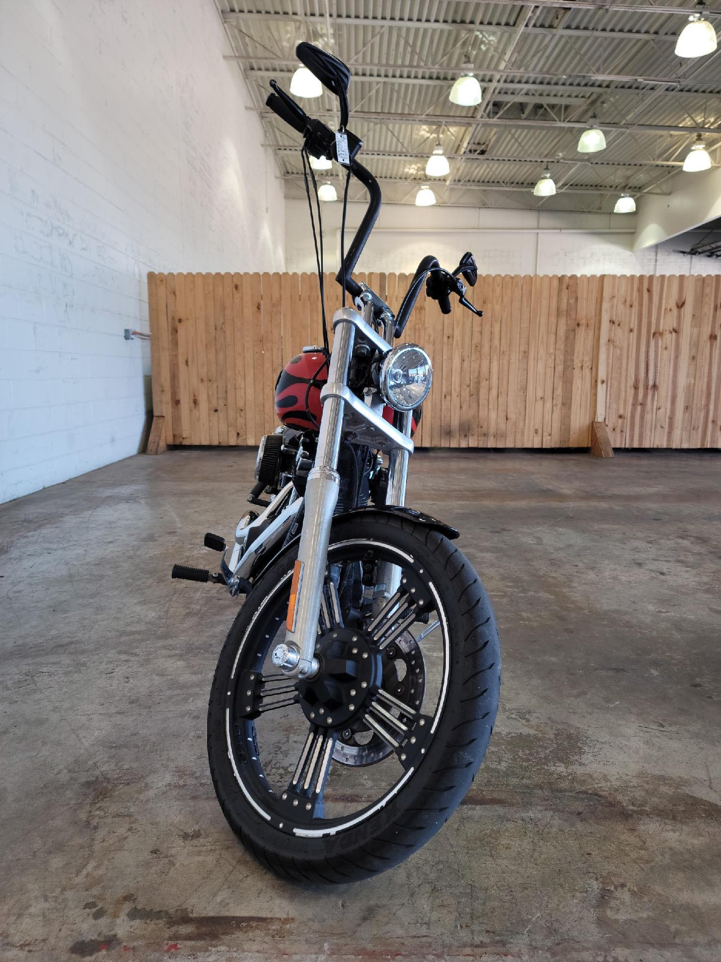2011 Harley-Davidson Dyna Glide Wide Glide at Twisted Cycles