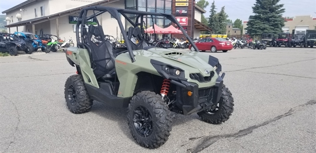 2019 Can-Am Commander 1000R DPS at Power World Sports, Granby, CO 80446
