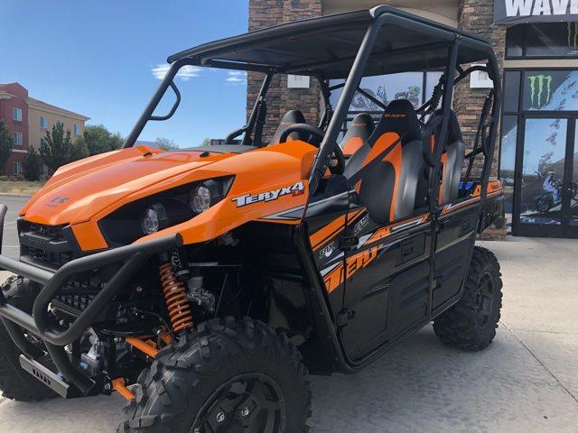 2019 Kawasaki Teryx4 LE at Kawasaki Yamaha of Reno, Reno, NV 89502