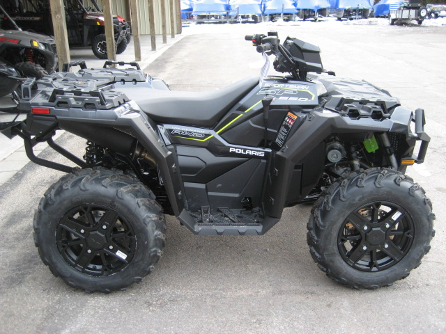 2019 Polaris 850 SP Sportsman-Premium Edition at Fort Fremont Marine