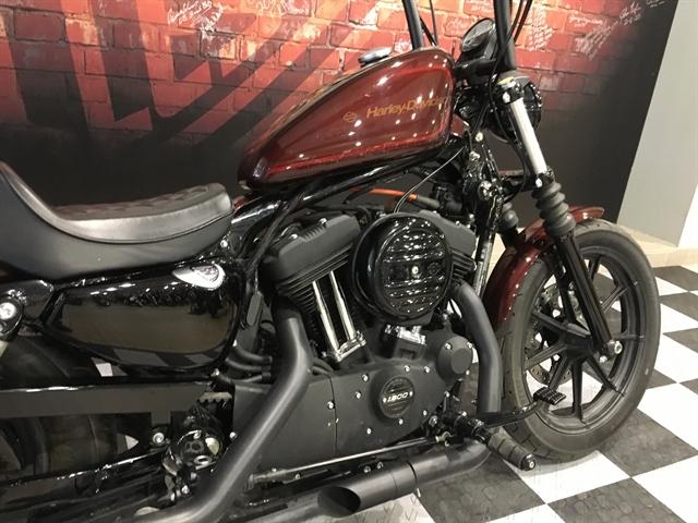 2019 Harley-Davidson Sportster Iron 1200 at Worth Harley-Davidson