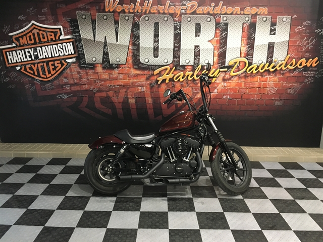 2019 Harley-Davidson Sportster Iron 1200 at Worth Harley-Davidson