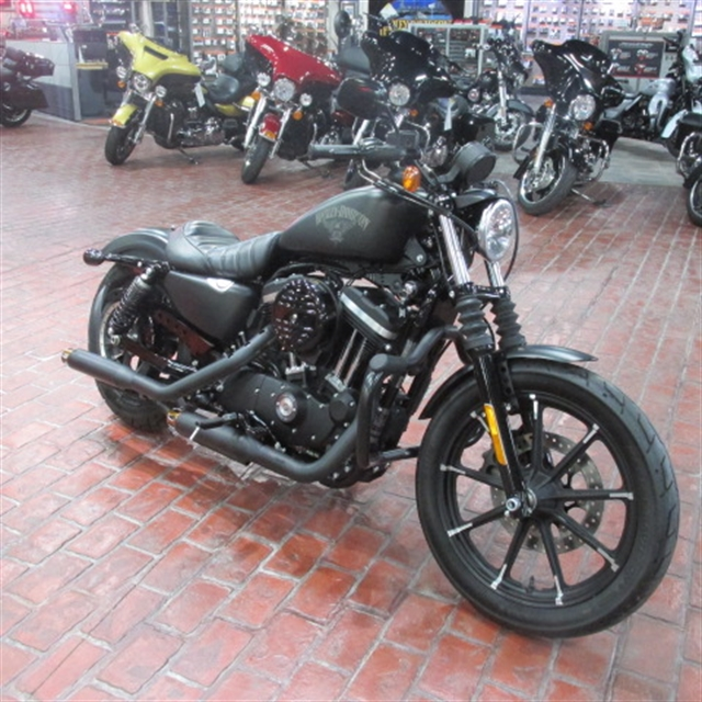 2018 Harley-Davidson Sportster Iron 883 at Bumpus H-D of Memphis