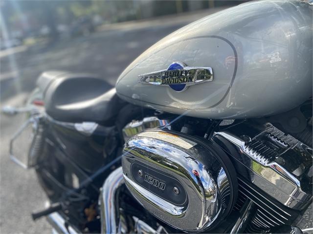 2012 Harley-Davidson Sportster 1200 Custom at Southside Harley-Davidson